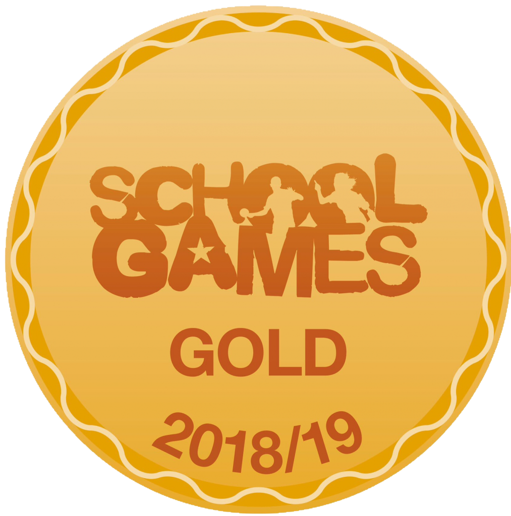 School Games Gold Badge